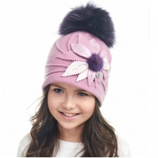 BOGDANA Winter hat for girls