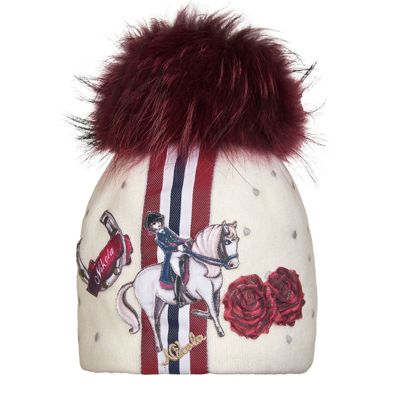 LJUBOV winter hat for women