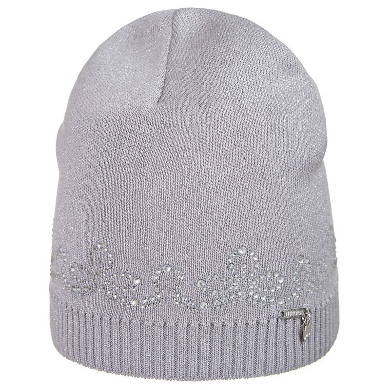 20 V 120 k Hat with a snood for girls