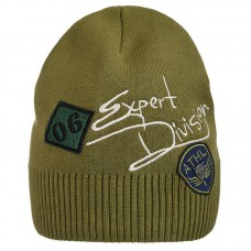 20 V 19 k Hat with a snood for boys