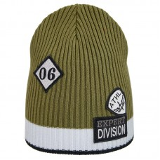20 V 22 k Hat with a snood for boys