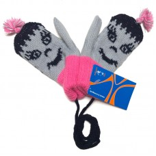 Lalunia Winter mittens 'Margot Bis' (Poland)