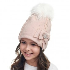 EMILYA Winter hat for girls