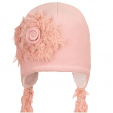 IVET 28 Winter hat with earflaps for girls